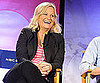 Slide Picture of Amy Poehler at NBC Press Day