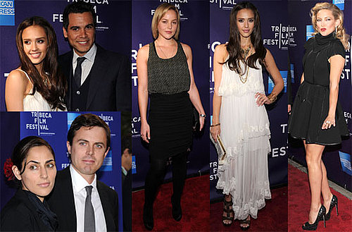 Pictures of Kate Hudson, Jessica Alba, Amanda Peet and Abbie Cornish at the 2010 Tribeca Film Festival 2010-04-28 15:00:00