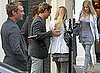 Photos of Jude Law and Sienna Miller Together in London as Reports Suggest They Are House Hunting and Engaged