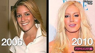 The Hills Stars Through the Years