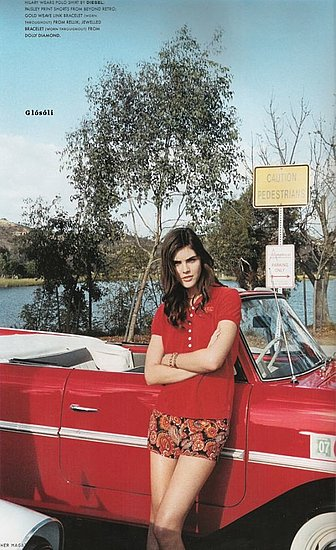 Hilary Rhoda and Caroline Trentini Do Down-Home Americana