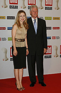 Chelsea Clinton Tells Bill Clinton to Lose Weight For Her Wedding