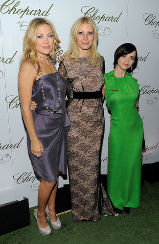 Who Looks Best at the Chopard Event?