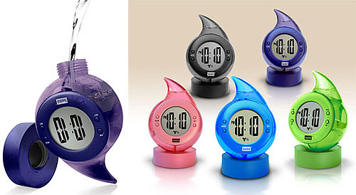 Bedol Water-Powered Alarm Clock