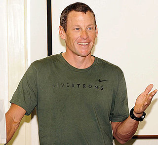 Lance Armstrong Announces Baby on Twitter