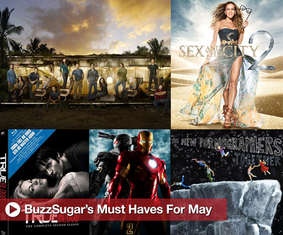BuzzSugar's Must Haves For May