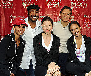 Picture of Halle Berry, Jessica Biel and Jessica Alba At Revlon Run/Walk For Women