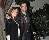 Slide Picture of James Van Der Beek and Pregnant Girlfriend