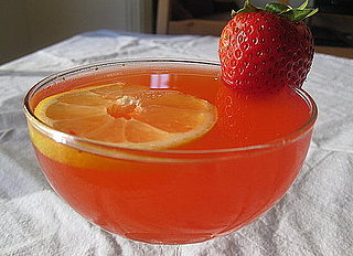 Sugar Shout Out: Berry Tempting — Strawberry Vodka Cocktail