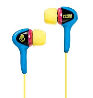 Colorful Skullcandy Smokin Buds