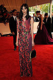 Jamie Bochert in Rodarte for Gap