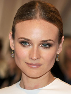 Diane Kruger at 2010 Costume Institute Gala