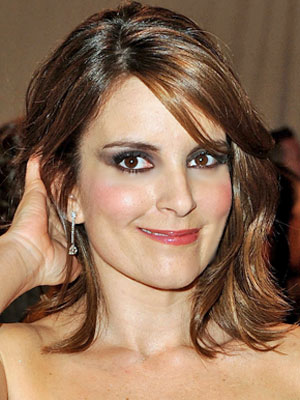 Tina Fey at 2010 Met Gala