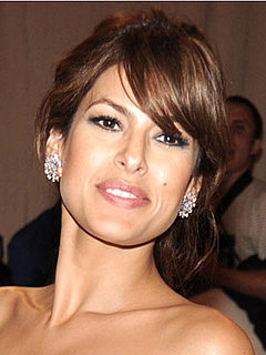 Eva Mendes at 2010 Costume Institute Gala