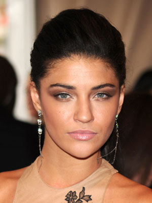 Jessica Szohr at 2010 Met Costume Institute Gala