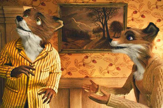 Felicity, Fantastic Mr. Fox