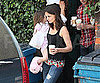 Slide Picture of Katie Holmes And Suri Cruise Getting Coffee And Pastries in LA