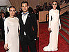 Pictures of Diane Kruger and Joshua Jackson at the 2010 Costume Institute Gala