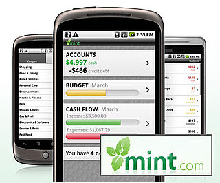 New Mint Money Management App For Android