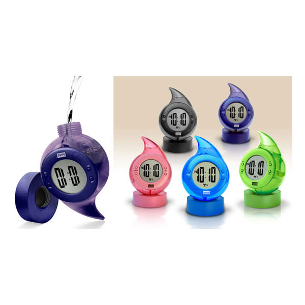 Bedol Water Alarm Clock ($30)