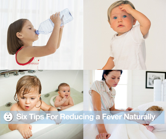 Six Tips For Reducing a Fever Naturally
