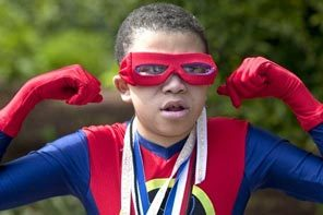 Seattle boy with cancer turns into superhero for the day