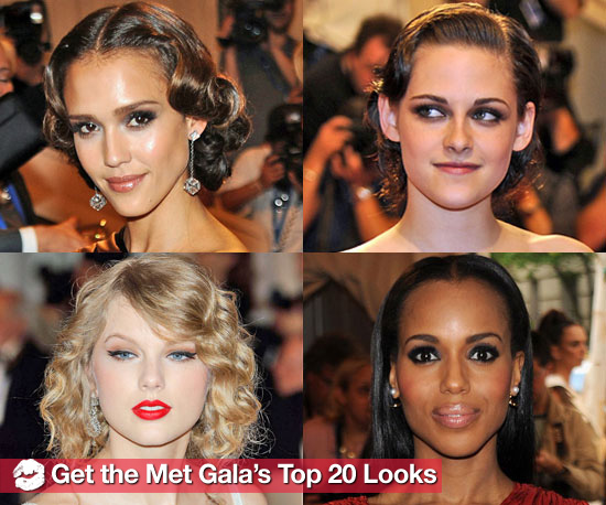 20 Gorgeous Looks From the Met Gala