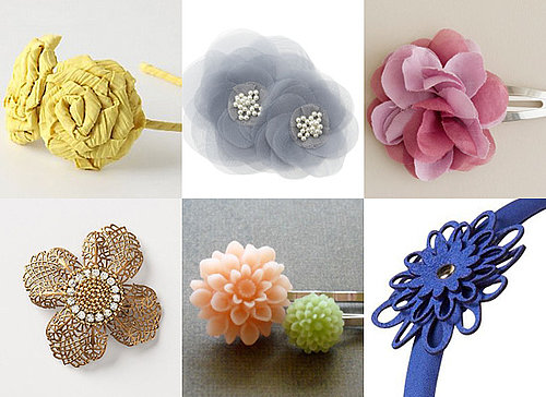 Spring and Floral Hair Accessories