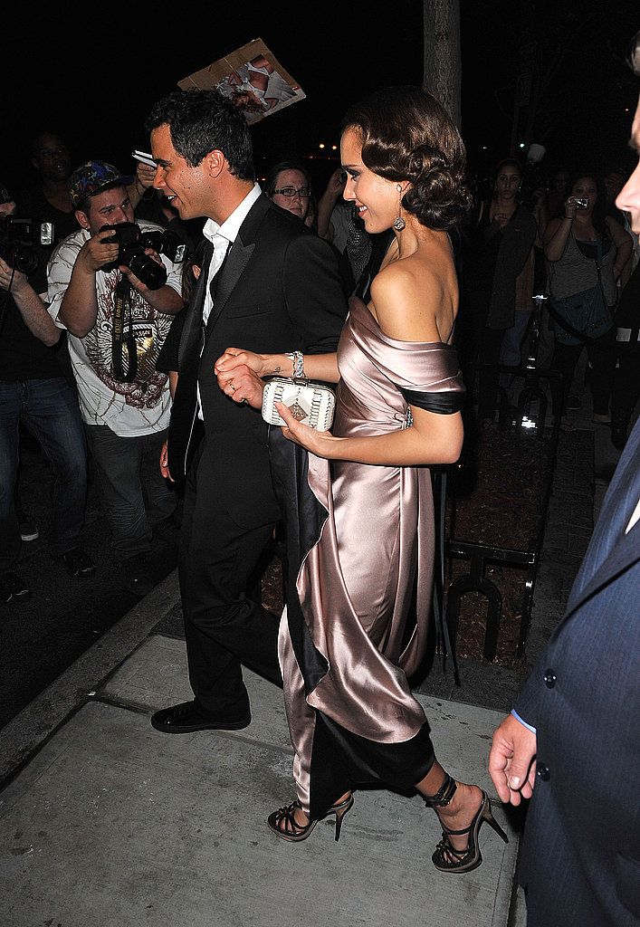 Pictures From the Afterparties of the 2010 Costume Institute Gala