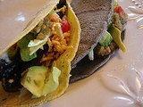 Portobello Tacos with Salsa Verde