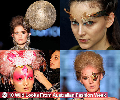 Australia RAFW Fashion Week Pics