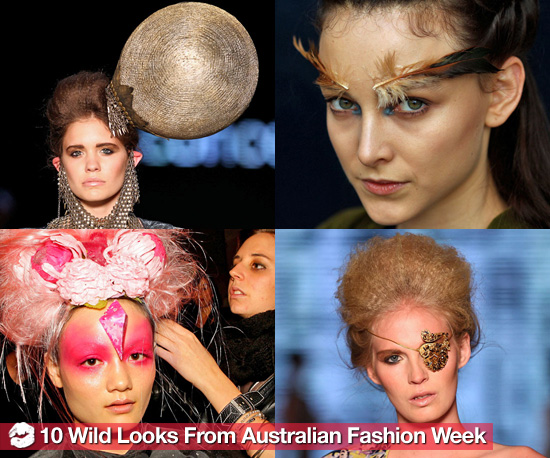 The 10 Wildest Looks From Australian Fashion Week