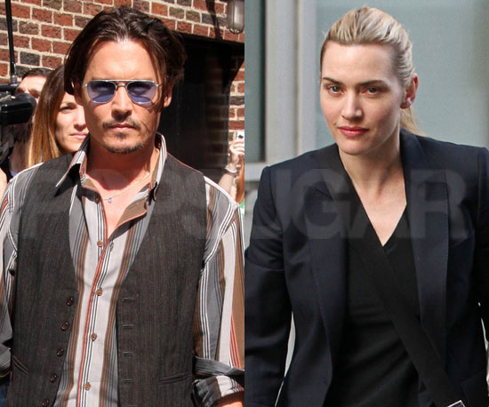 Johnny Depp vs. Kate Winslet
