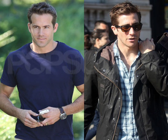Ryan Reynolds vs. Jake Gyllenhaal