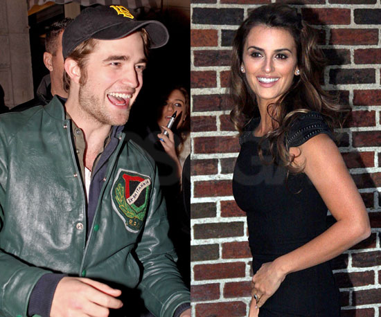 Robert Pattinson vs. Penelope Cruz