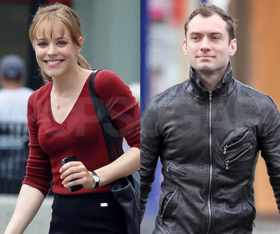 Rachel McAdams vs. Jude Law