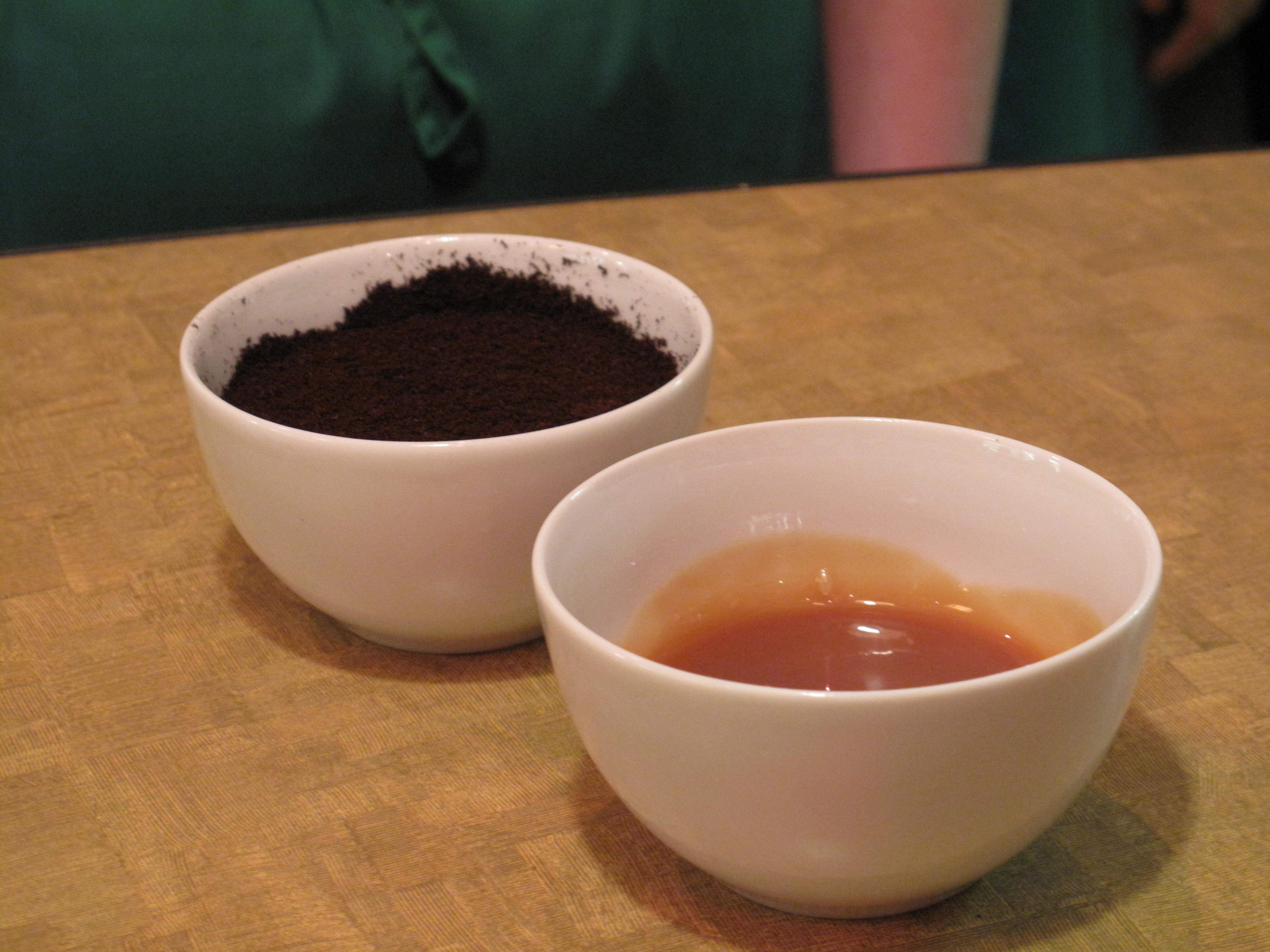 An Asia-Pacific coffee with caramel-like undertones.