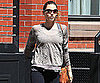 Slide Picture of Jessica Biel Leaving New York Apartment