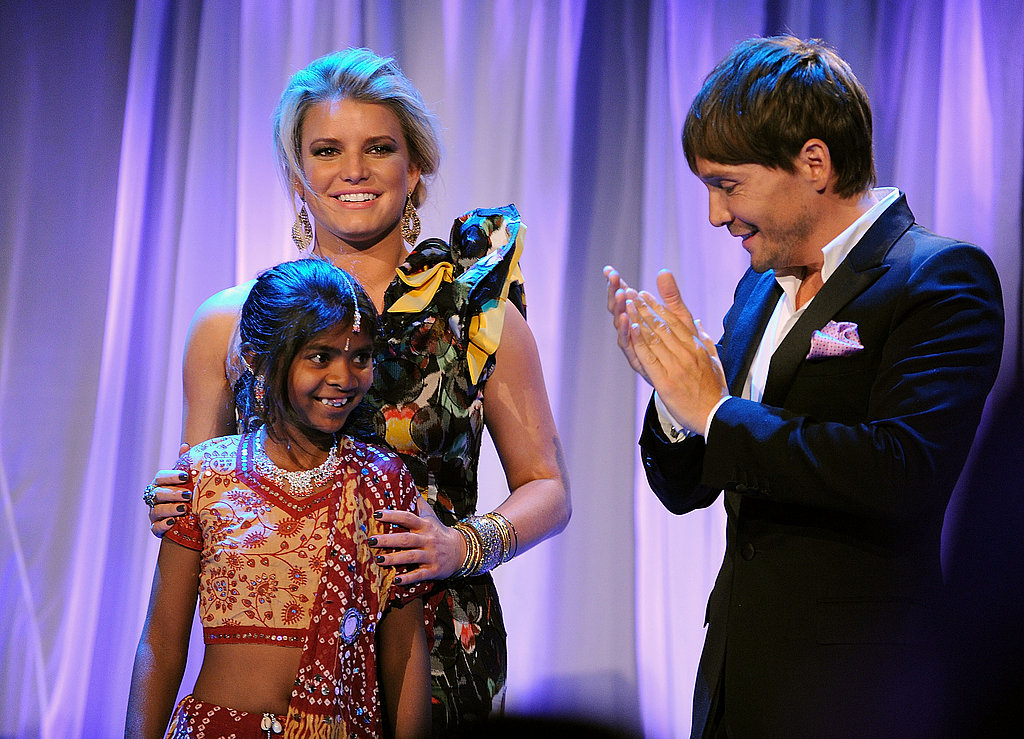 Pictures of Jessica Simpson Operation Smile