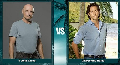 Lost Showdown: Locke vs. Desmond