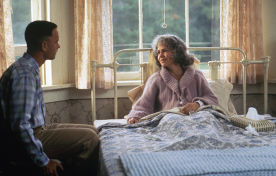 Sally Field in <b>Forrest Gump</b>