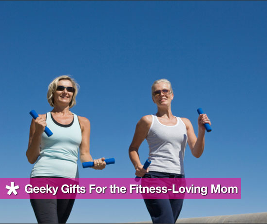 The Fitness-Loving Mom