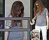 Pictures of Isla Fisher Pregnant With Olive at Dance Class