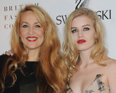 Photos of Famous Mothers and Daughters
