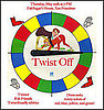 Invite Idea For Twister Game Night