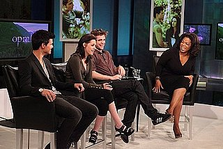 Picture of Robert Pattinson and Kristen Stewart on Oprah 2010-05-10 13:20:00