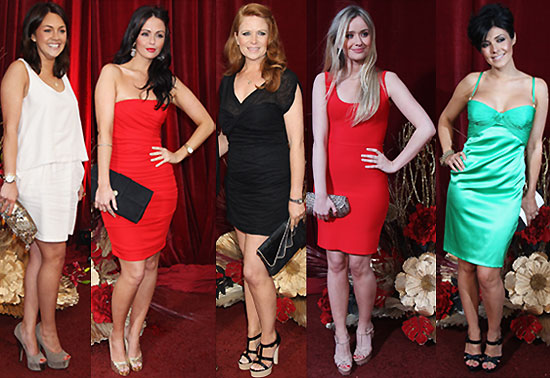 Pictures from the 2010 British Soap Awards Plus a Full List of Winners Including Eastenders Ten Awards