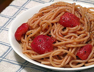 Recipe For Spaghetti With Strawberries