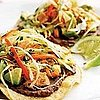 Black Bean and Salmon Tostada Recipe