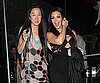 Slide Picture of Kim Kardashian and Vera Wang at Katsuya